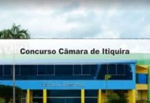 Concurso Câmara de Itiquira