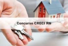 Concurso CRECI RN