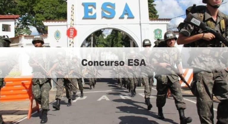 Concurso ESA 2020: Inscrições Encerradas