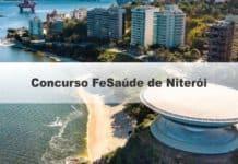 Concurso FeSaúde de Niterói