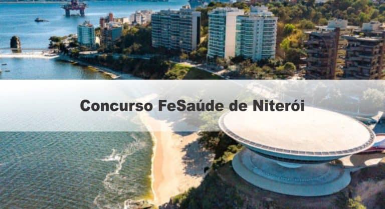 Concurso FeSaúde de Niterói RJ: Inscrições Encerradas