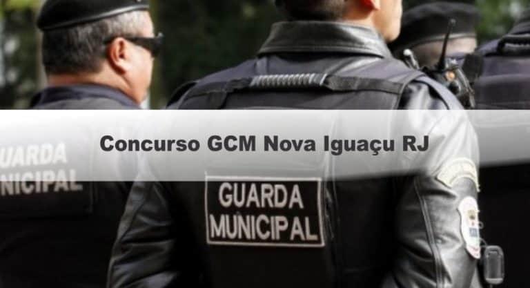 Concurso Guarda Municipal de Nova Iguaçu RJ: Provas adiadas