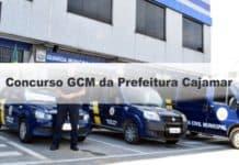 Concurso GCM da Prefeitura Cajamar