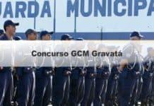 Concurso GCM de Gravatá PE