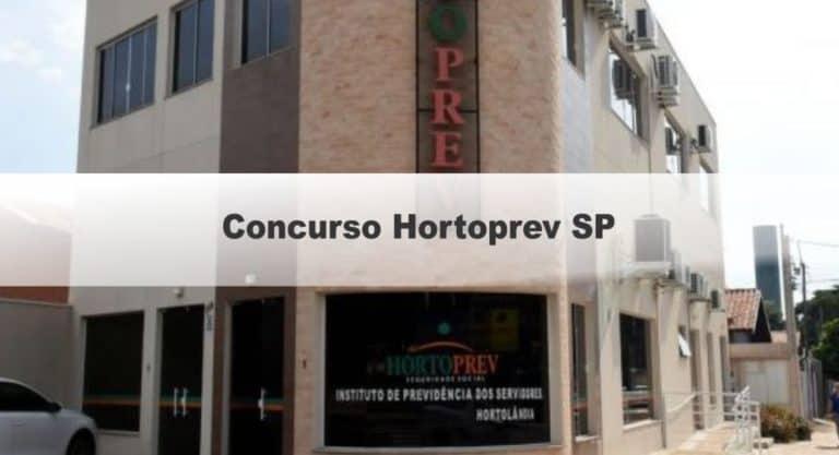 Concurso Hortoprev SP: Provas suspensas