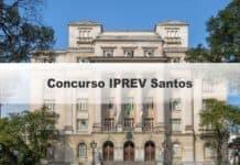 Concurso IPREV Santos
