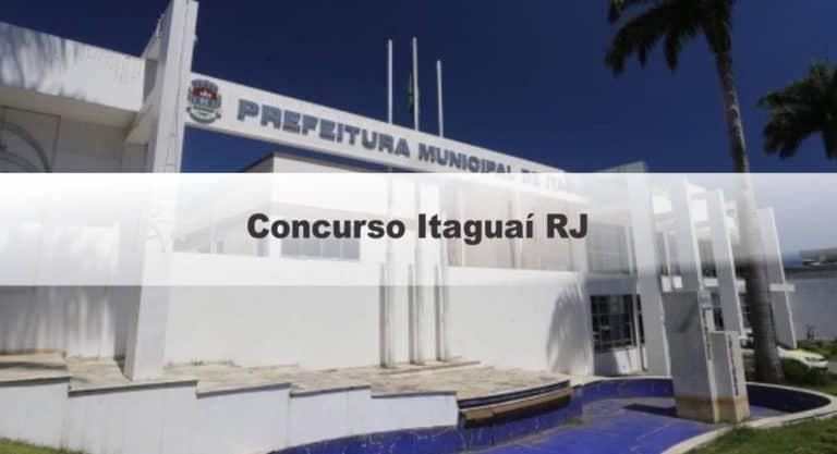 Concurso Itaguaí RJ: Inscrições Encerradas