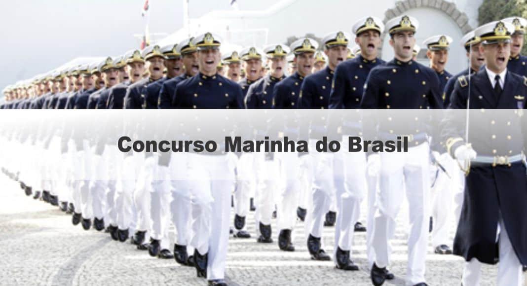 Concurso Marinha do Brasil: Saiu o Edital com 10 vagas. Remuneração de até R$ 9 mil