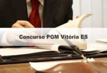 Concurso PGM Vitória ES