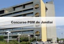Concurso PGM de Jundiaí