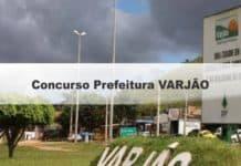 Concurso Prefeitura VARJÃO