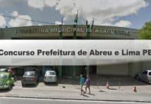 Concurso Prefeitura de Abreu e Lima PE