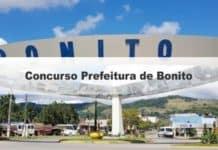 Concurso Prefeitura de Bonito PE