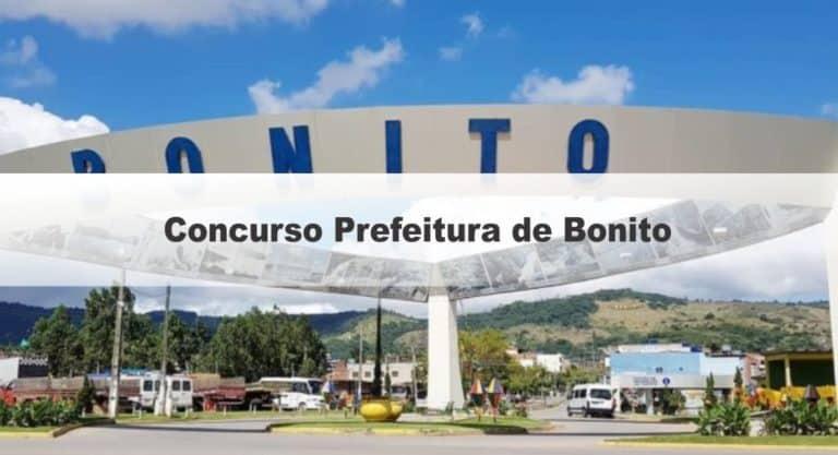 Concurso Prefeitura de Bonito PE: Inscrições Encerradas