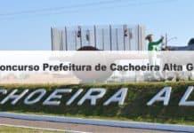 Concurso Prefeitura de Cachoeira Alta GO