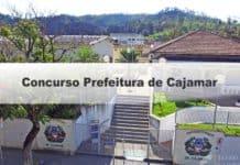 Concurso Prefeitura de Cajamar SP