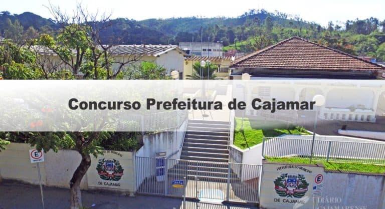 Concurso Prefeitura de Cajamar SP: Provas adiadas!