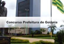 Concurso Prefeitura de Goiânia