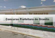 Concurso Prefeitura de Granito
