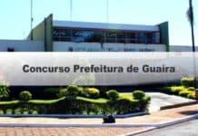 Concurso Prefeitura de Guaíra