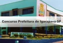 Concurso Prefeitura de Igarapava-SP