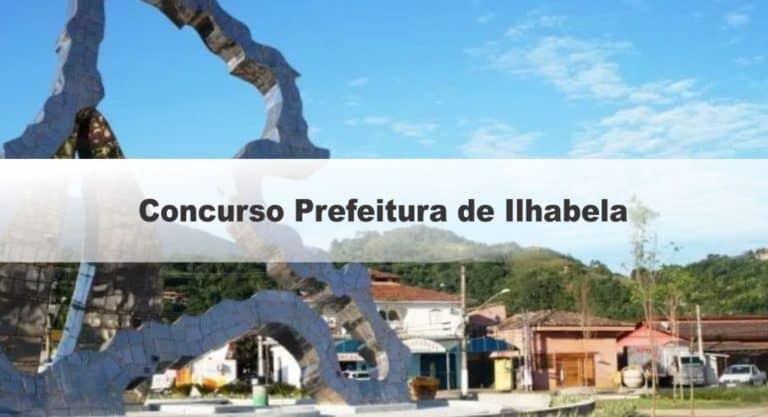 Concurso Prefeitura de Ilhabela SP Professores 2020