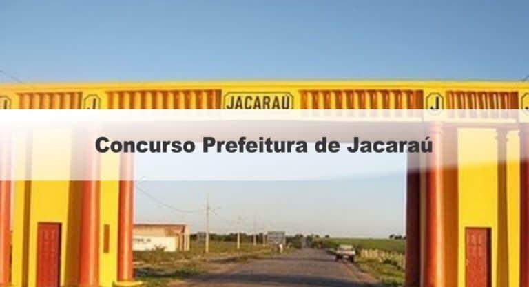 Concurso Prefeitura de Jacaraú PB