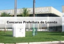 Concurso Prefeitura de Loanda