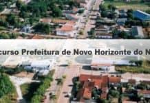 Concurso Prefeitura de Novo Horizonte do Norte MT