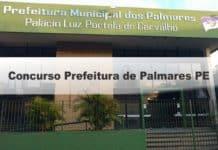 Concurso Prefeitura de Palmares PE
