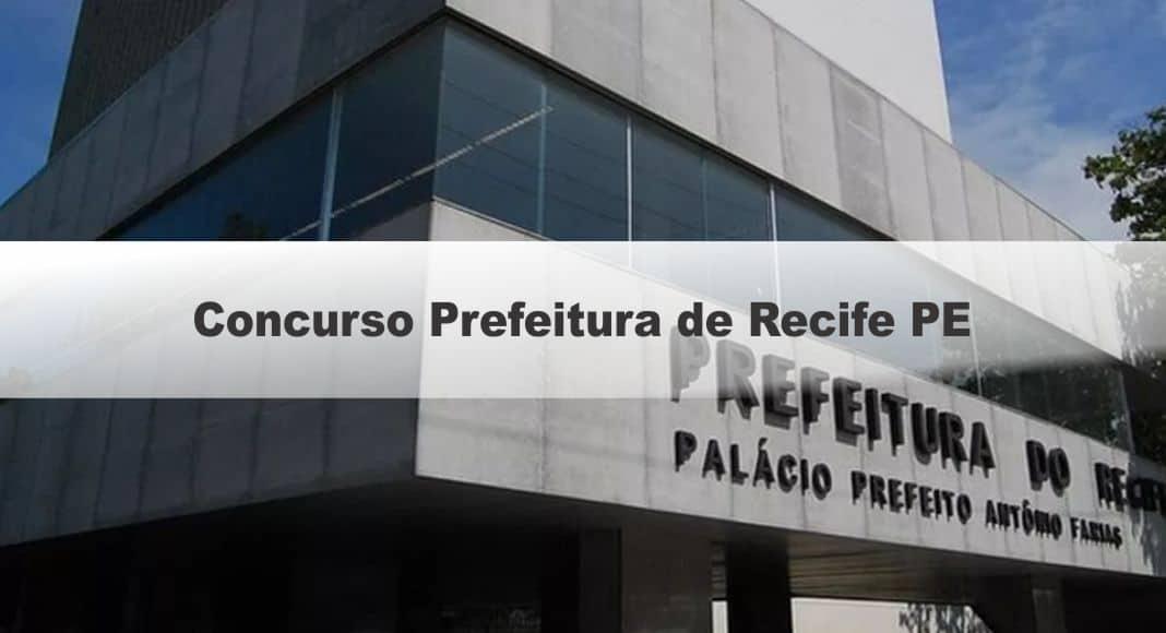 Concurso Prefeitura de Recife PE: Inscrições Abertas para Agente Comunitário de Saúde - ACS