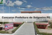 Concurso Prefeitura de Salgueiro PE