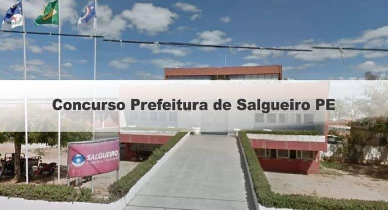 Concurso Prefeitura de Salgueiro PE 2020