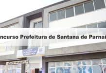 Concurso Prefeitura de Santana de Parnaíba