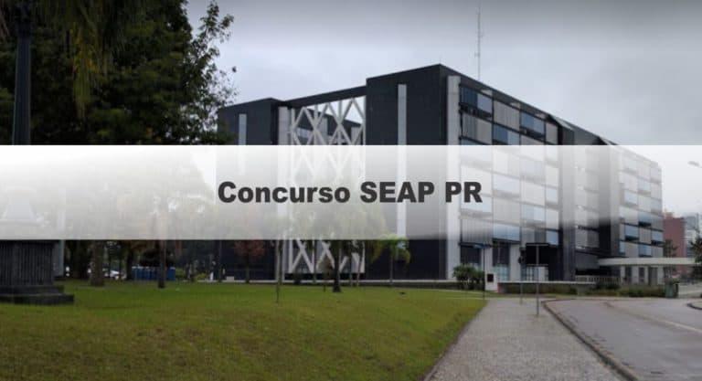 Concurso SEAP PR: Inscrições Encerradas!