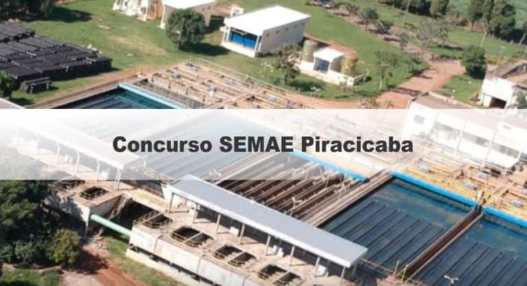 Concurso SEMAE Piracicaba (SP): Suspenso