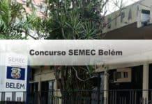 Concurso SEMEC Belém