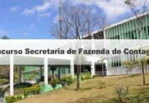 Concurso Secretaria de Fazenda de Contagem