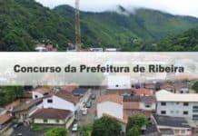 Concurso da Prefeitura de Ribeira SP
