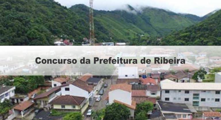 Concurso Prefeitura de Ribeira SP: Inscrições Encerradas