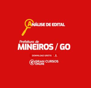 analise de edital prefeitura de mineiros go 300x291 - Concurso SAEE Prefeitura de Mineiros GO: Provas Adiadas