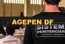 Concurso Agepen DF