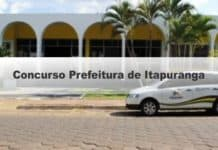 oncurso Prefeitura de Itapuranga