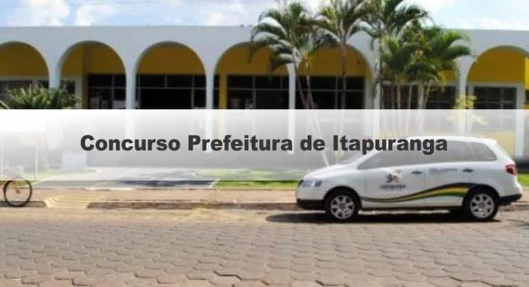 Concurso Prefeitura de Itapuranga GO: Provas adiadas