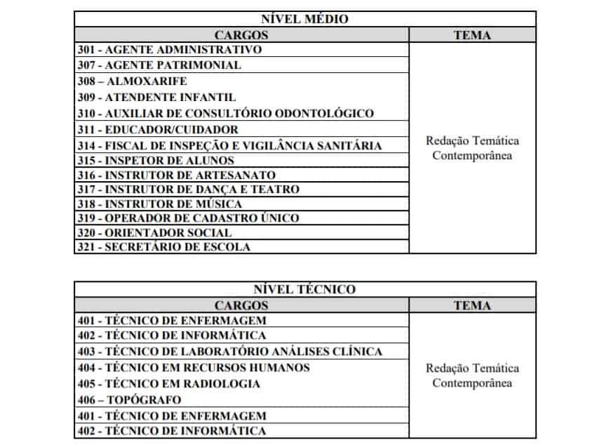 1 4 - Concurso Prefeitura de Água Clara MS