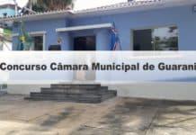 Concurso Câmara Municipal de Guarani GO