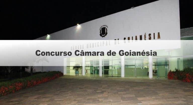 Concurso Câmara de Goianésia GO: Saiu o Edital com 55 vagas para todos os níveis