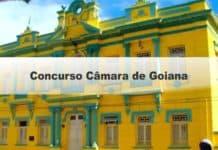 Concurso Câmara de Goiana