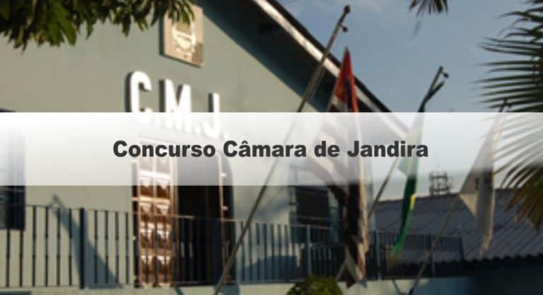 Concurso Câmara de Jandira SP: Inscrições abertas!