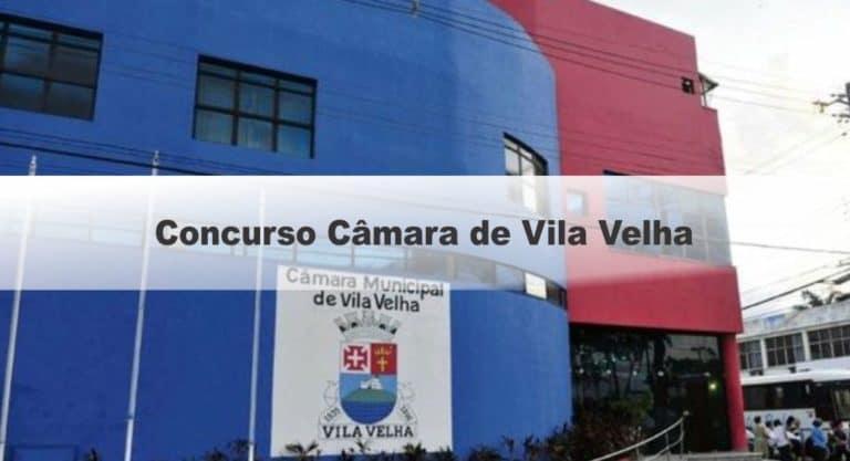 Concurso Câmara de Vila Velha ES: Suspenso temporariamente
